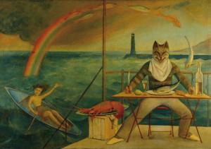 【8】地中海の猫